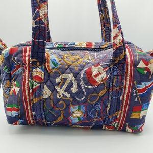 Vera bradley indiana regatta vintage shoulder bag